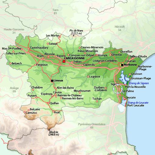 kart over pyreneene Om vin » På vei mot Pyreneene kart over pyreneene