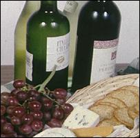 Sterke oster maskere vinsmaker mer enn milde oster